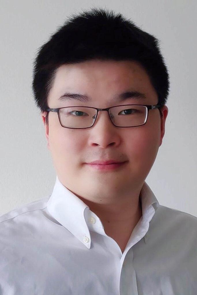portrait of Kailong Jin