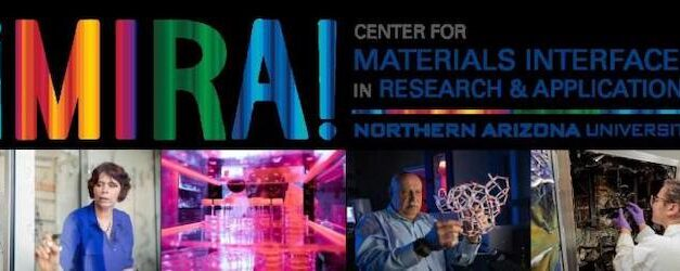 NAU Scientists Join $4 Million Nanotechnology Collaborative Infrastructure Southwest