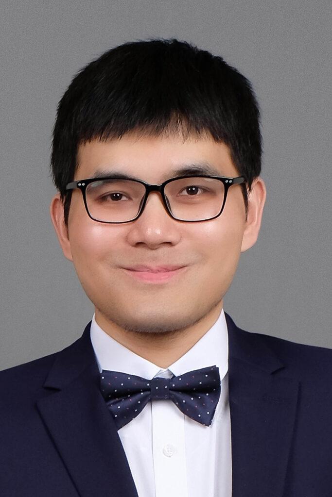 portrait of Duong Nguyen