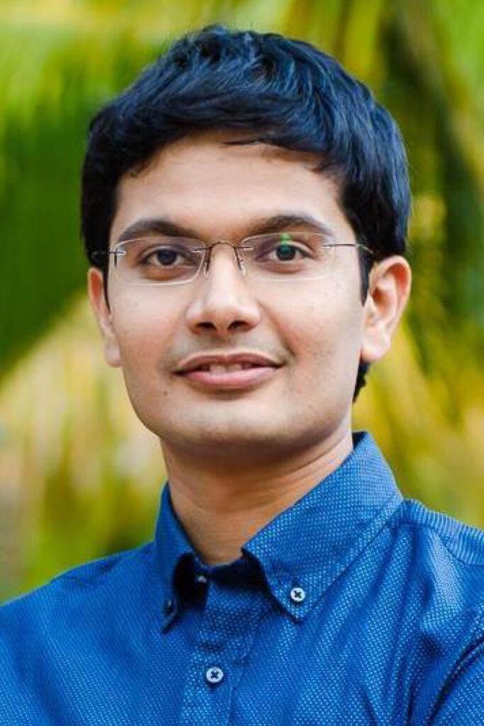 portait of Gokul Pathikonda