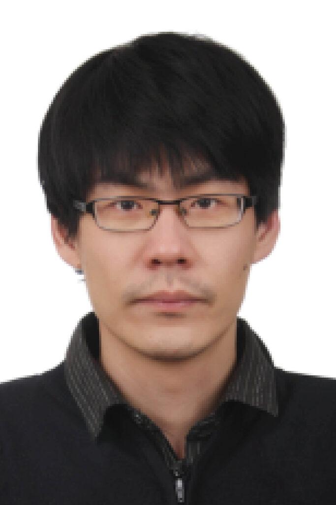 portrait of Zhe Xu
