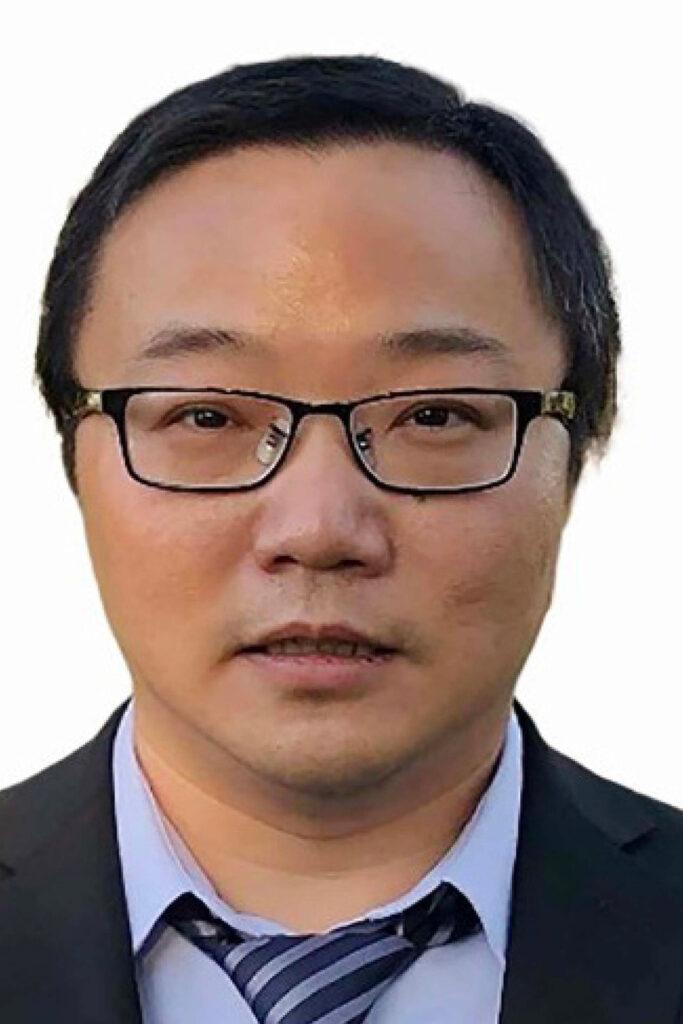 portrait of Sui Yang