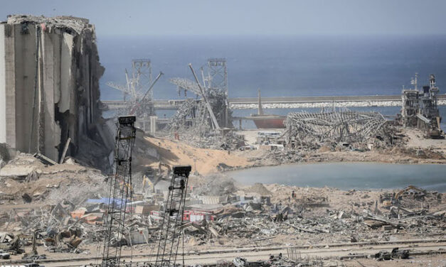 Regardless of trigger, ammonium nitrate was likely basis for Beirut explosion