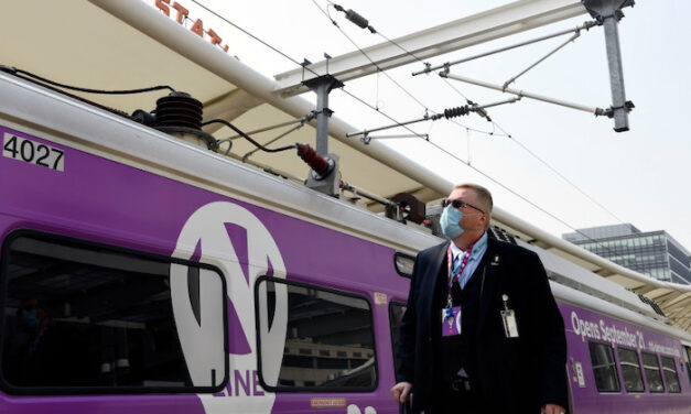 "Opening of N-Line to Denver's north suburbs a rare ""bright spot"" for COVID-battered transit sector"