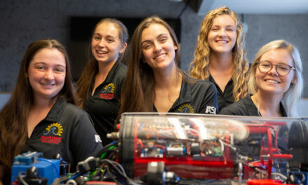 ASU students place second in the world at robotics competition