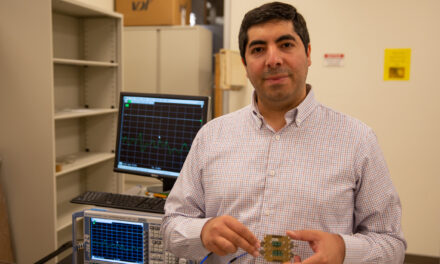 Timing is everything: Advances in distributed systems' time transfer earns ASU researcher DARPA award