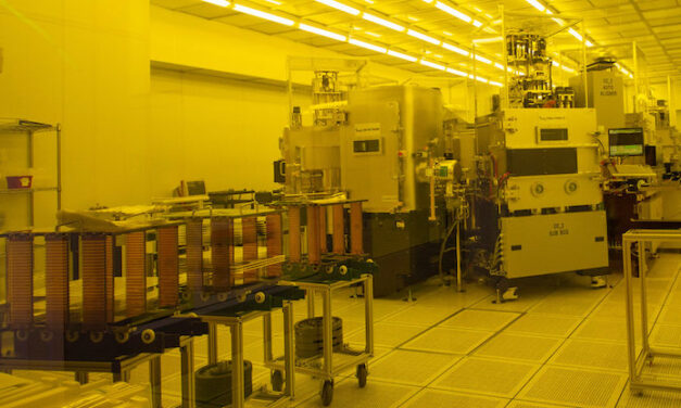 Semiconductor equipment maker leases 'substantial' lab space at ASU