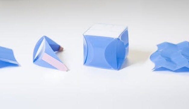 Curved origami offers a creative route to making robots and other mechanical devices