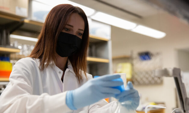 ASU students conduct research to solve real-world challenges