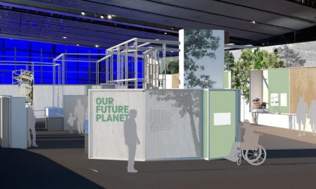 SCIENCE MUSEUM OPENS UK'S FIRST MAJOR EXHIBITION ON CARBON CAPTURE AND STORAGE
