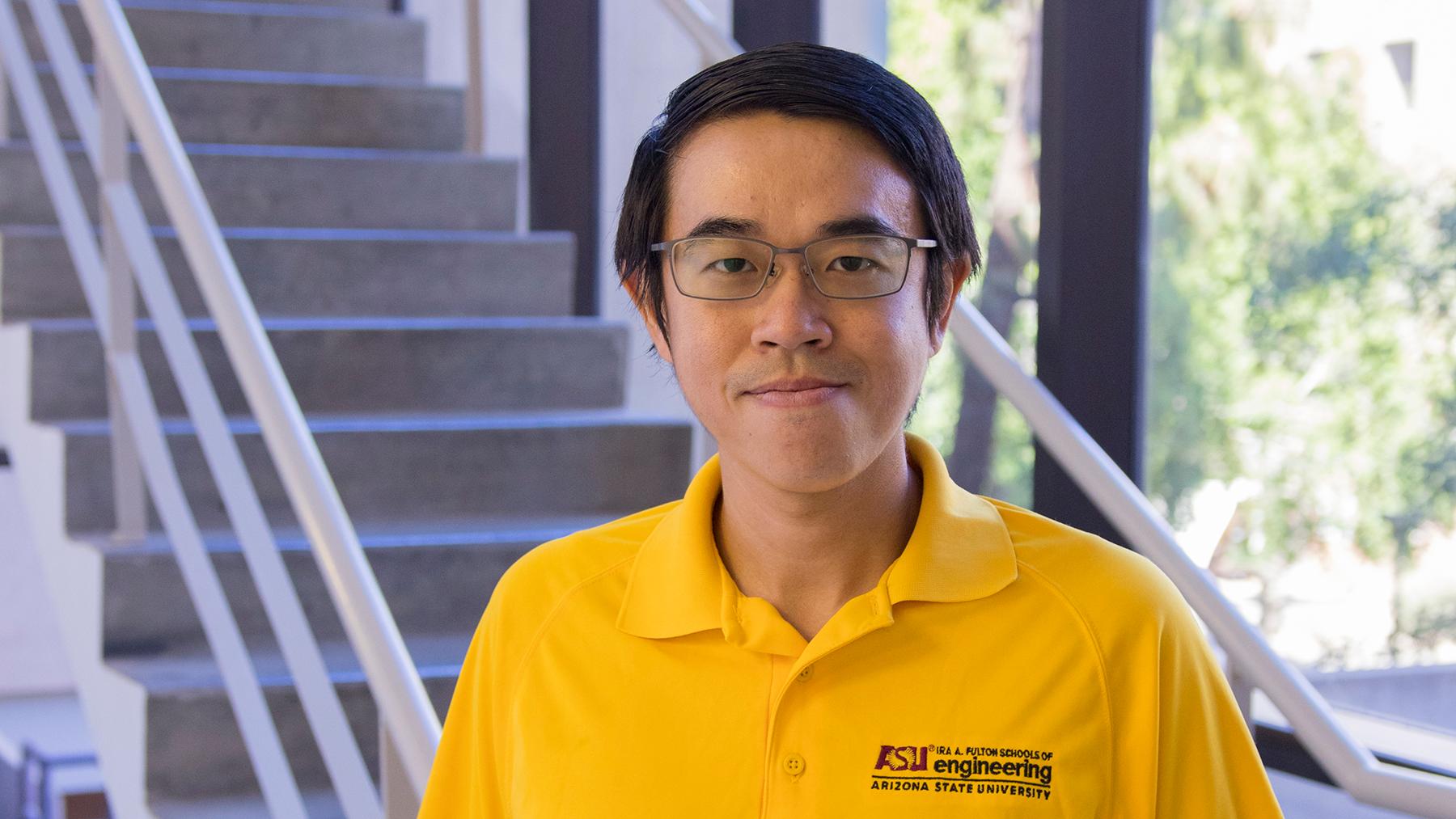 Headshot of Sze Zheng Yong
