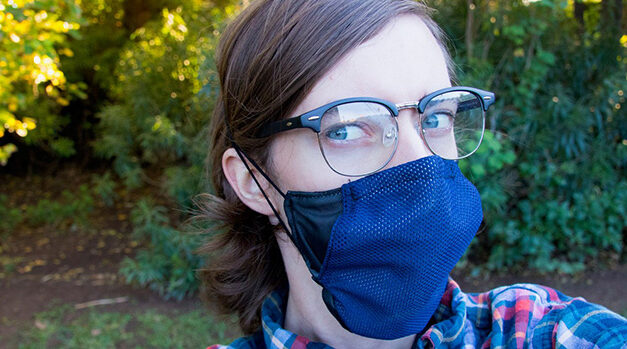 ASU student team's fog-free mask design wins $1 million international competition