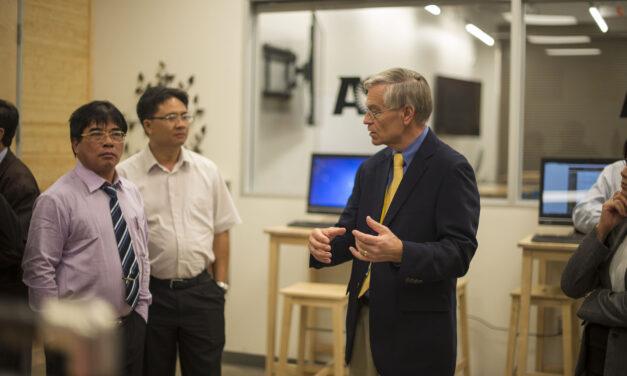 Scott Danielson named ASME Fellow for mechanical engineering education impact