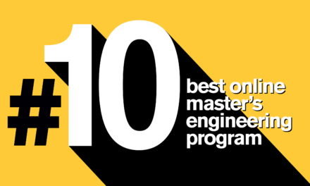 ASU Engineering ranks in the U.S. News' Top 10 Best Online Programs