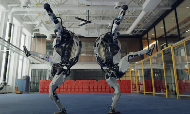 Dancing Boston Dynamics robots are impressive showcase of robot capabilities