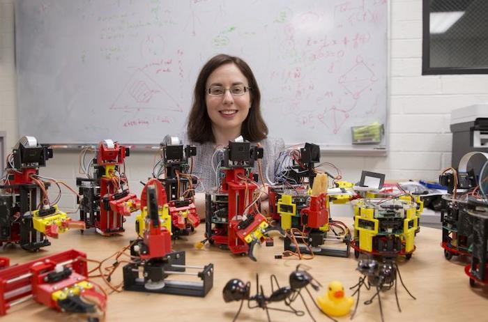 ASU on the cutting edge of robotics