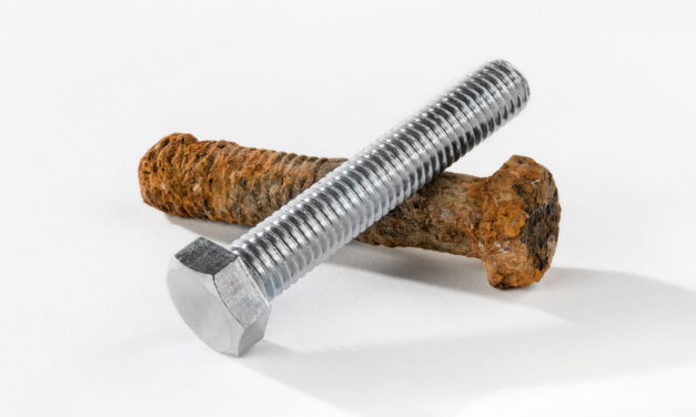 Unlocking the recipe for corrosion-resistant alloys