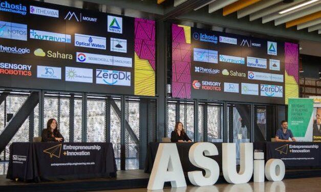 Student entrepreneurs win over $300,000 in ASU Innovation Open