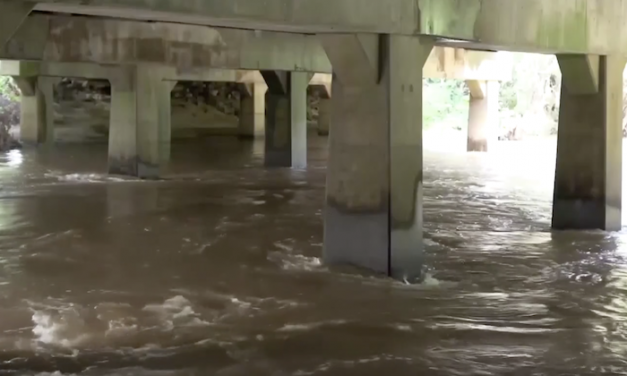 Using tech to detect flooding before water rises on roads