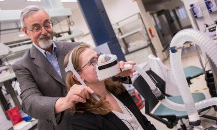 National Academy of Inventors elevates Forzani to senior member