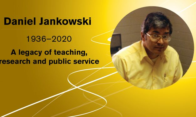 Dedication to education was cornerstone of engineering professor's career