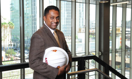 Samuel Ariaratnam named Beavers-Ames Chair in Heavy Construction