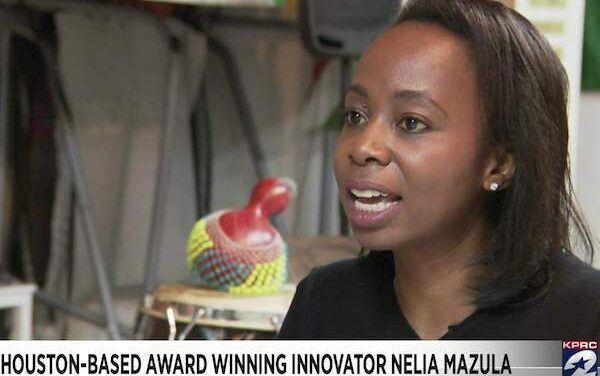 Voices of Houston: Woman uses her engineering and innovative skills to help transform her community