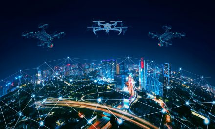 UAV-supported wireless broadband to increase remote access