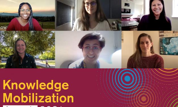 ASU Graduate College recognizes research at 2021 Knowledge Mobilization Awards