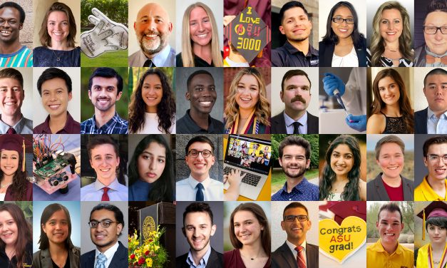 Meet the exceptional graduates of Spring 2021