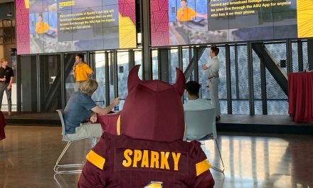 Beloved ASU mascot sparks innovation in design challenge