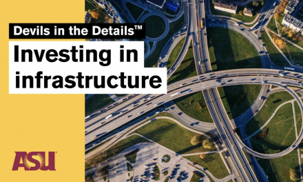 Investing in infrastructure