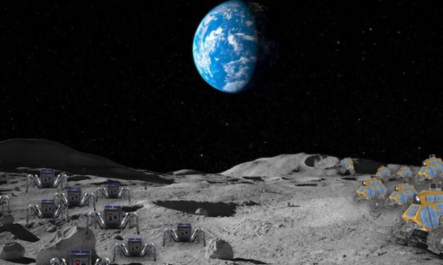 NASA awards Geisel Software and Arizona State University swarm robotics contract
