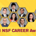 Nine ASU Engineering faculty continue record of excellence earning NSF CAREER Awards