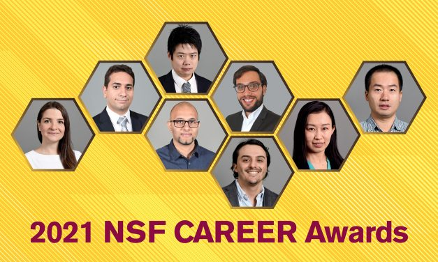 Eight ASU Engineering faculty continue record of excellence earning NSF CAREER Awards
