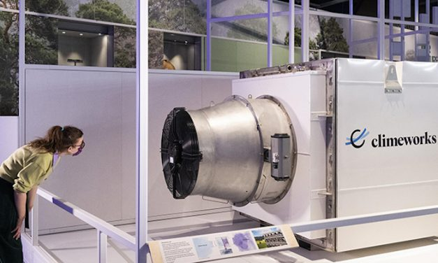 Science Museum shows potential routes forward in fight against man-made climate change