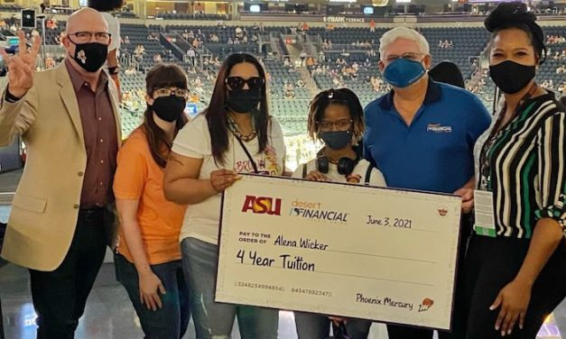 For 12-year-old NASA hopeful, free tuition to ASU Online