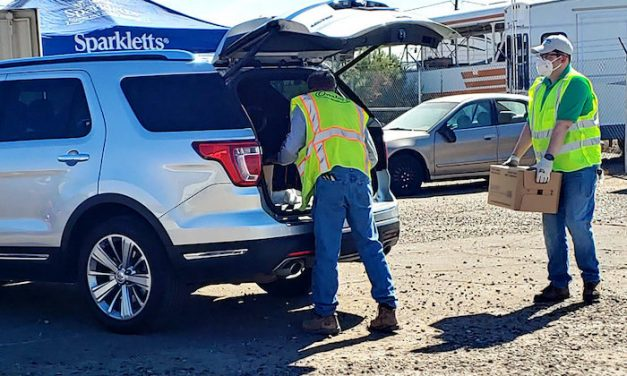 Contaminated water issues near Luke in Glendale close to an end