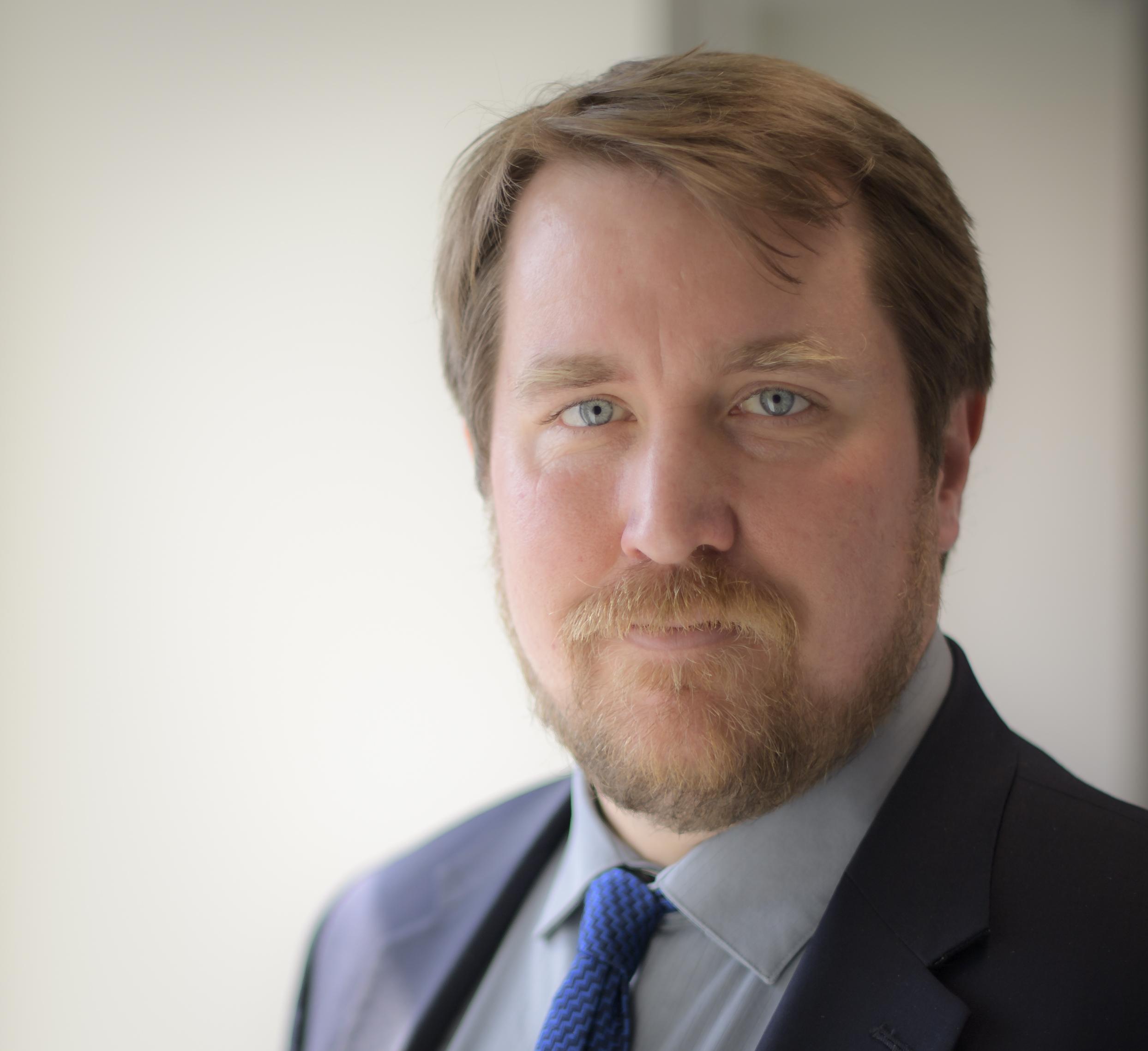 Zach Pirtle Portrait