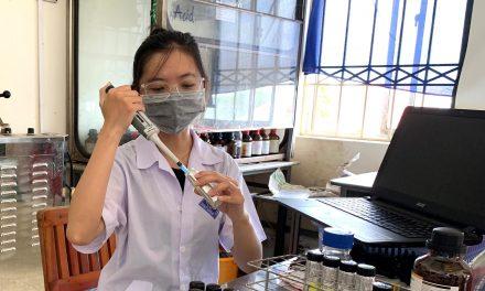1st-gen Vietnamese student wants to prove women are an engineering asset