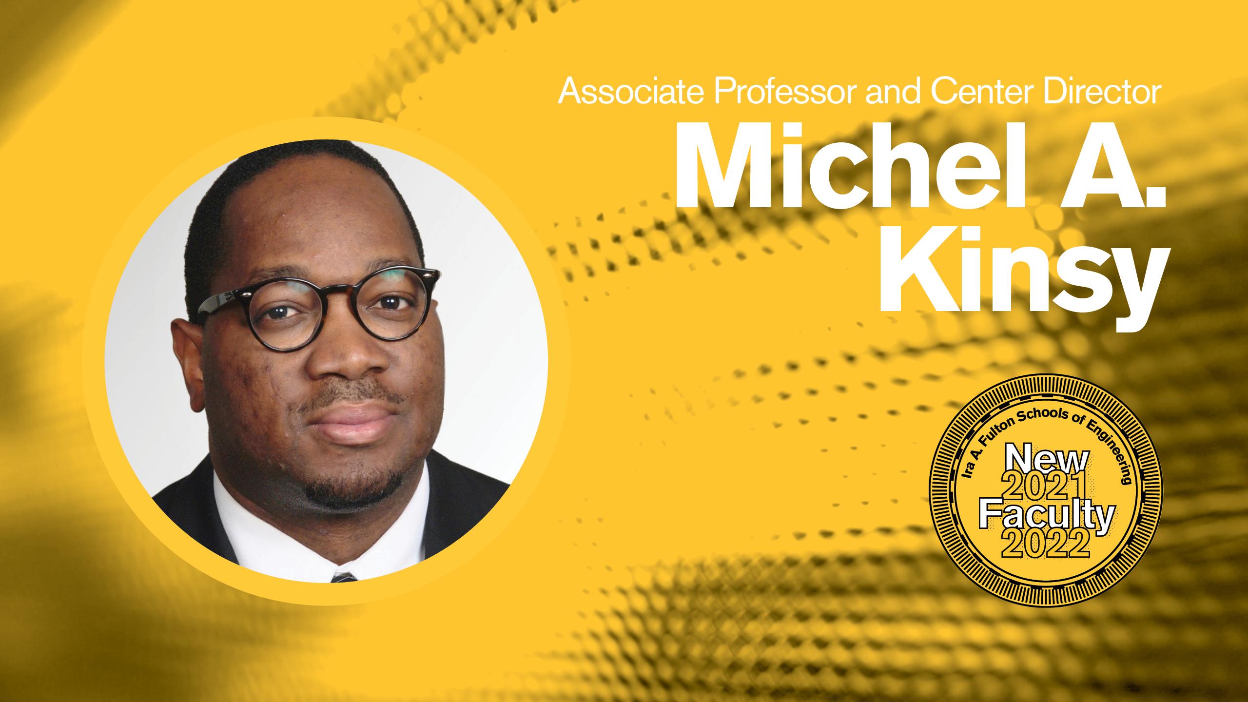 Michel A. Kinsy