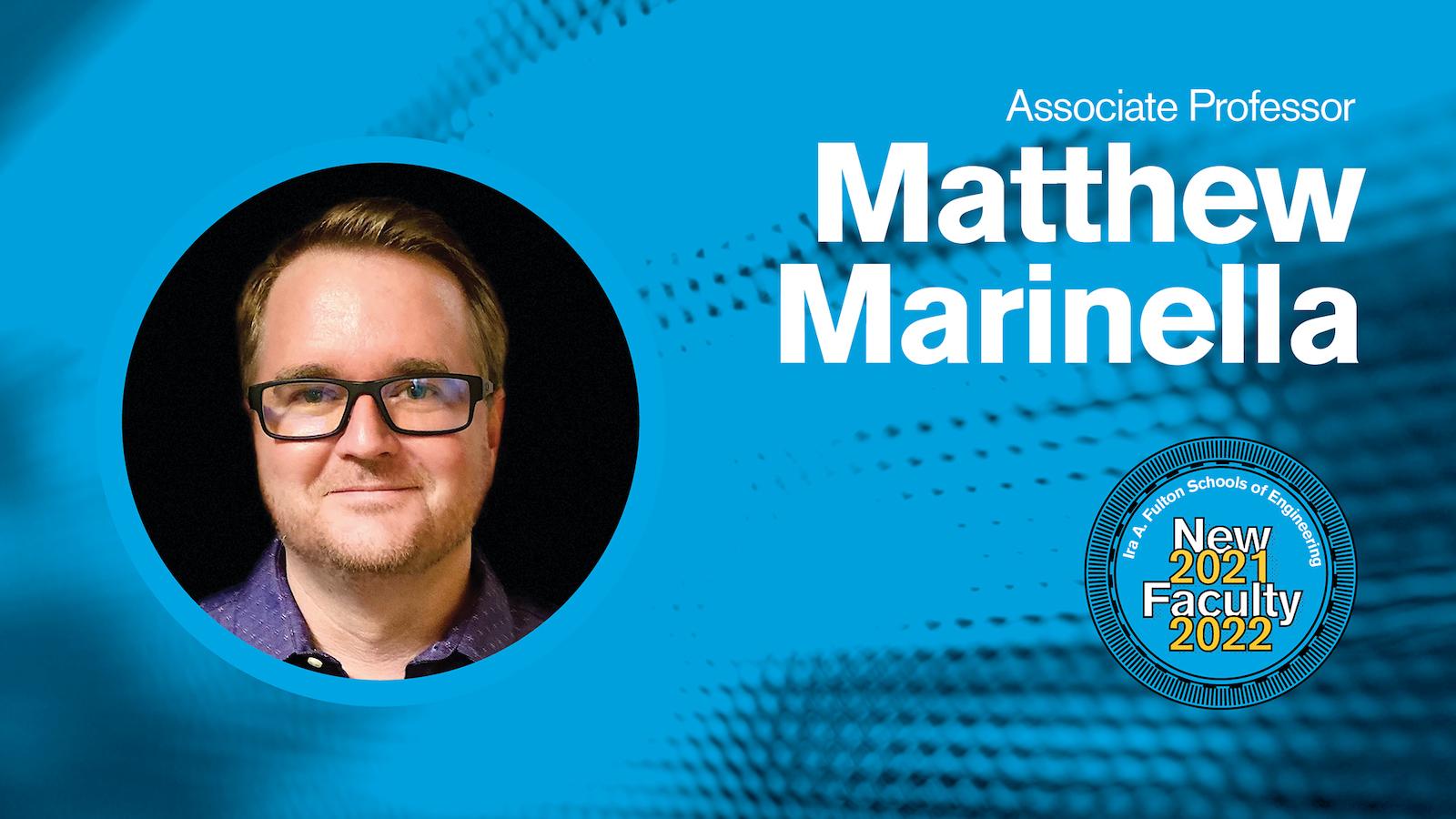 Matthew Marinella