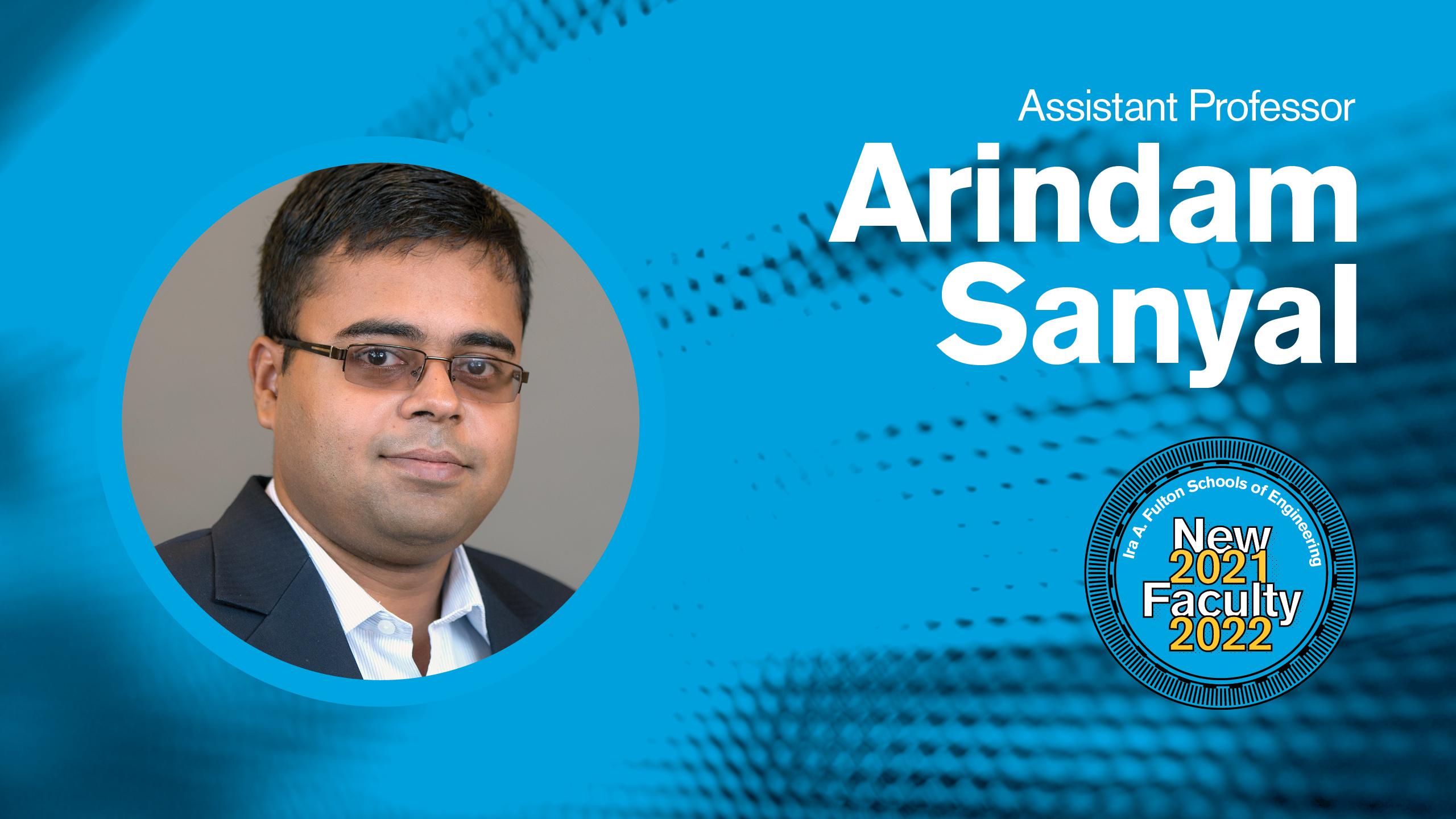Arindam Sanyal