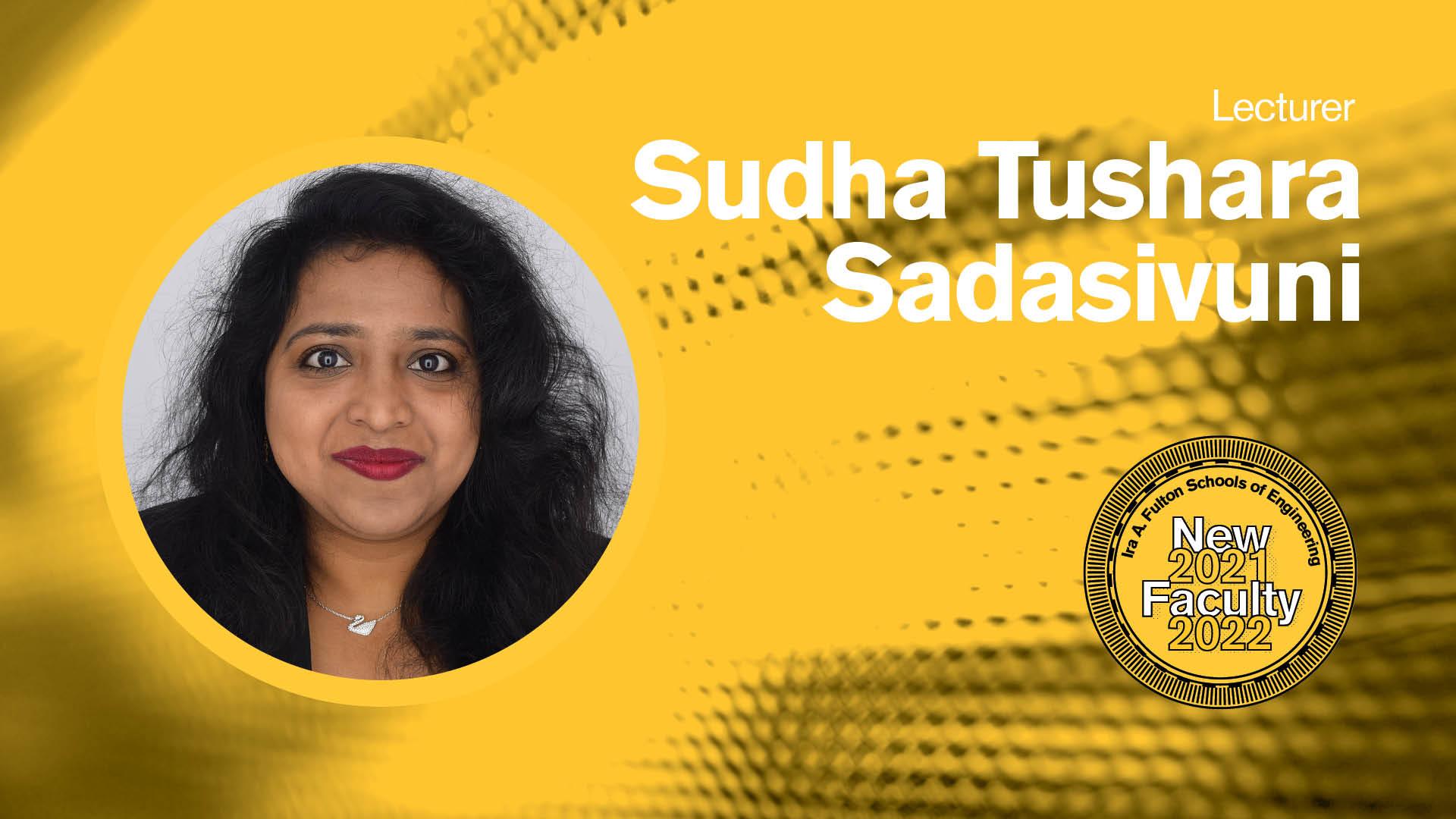 Tushara Sadasivuni
