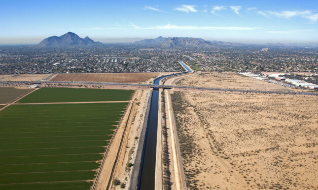 Simulating a sustainable future of water, energy and food in Phoenix