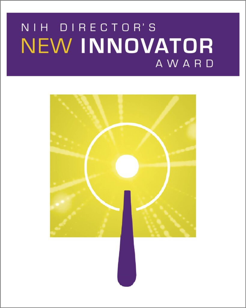 NIH Director's New Innovator Award graphic